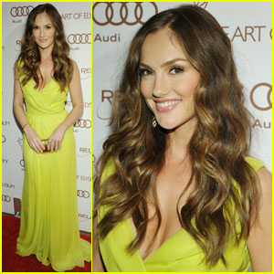Minka Kelly: Art of Elysium 2012
