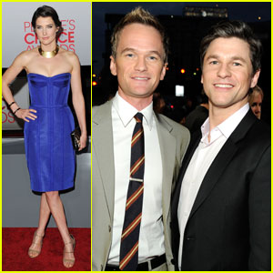 Neil Patrick Harris & David Burtka - People's Choice Awards 2012