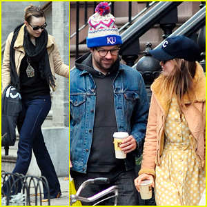 Olivia Wilde & Jason Sudeikis: Afternoon Take-Out!