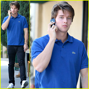 Patrick Schwarzenegger: New Year, New Exercises!