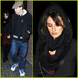 Penelope Cruz & Javier Bardem: London Lovebirds!