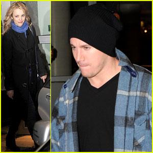 Rachel McAdams & Channing Tatum Promote 'The Vow'