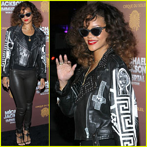 Rihanna: Immortals World Tour LA Premiere!