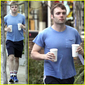Seth Gabel: Quick Caffeine Run!