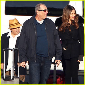 Sofia Vergara: Family Vacation on 'Modern Family'!
