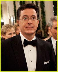 Stephen Colbert: Running for President?