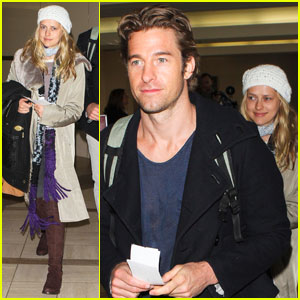 Teresa Palmer & Scott Speedman: Sundance, Here We Come!