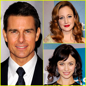 Tom Cruise's Sci-Fi Flick Finds Its Leading Ladies!