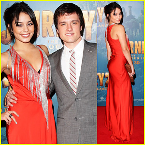 Vanessa Hudgens: 'Journey 2' Sydney Premiere!