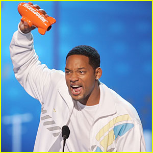 Will Smith Hosting Kids' Choice Awards on March 31!