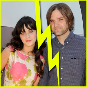 Zooey Deschanel Files for Divorce from Ben Gibbard