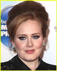 Adele Confirmed for Grammy Gig