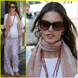 Alessandra Ambrosio: Out and About