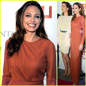 Angelina Jolie: Croatia for 'Blood & Honey' Premiere!