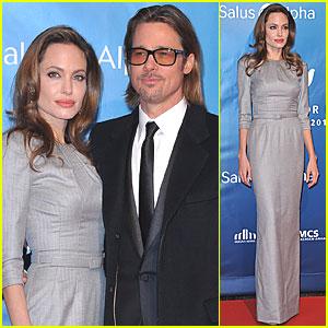 Angelina Jolie & Brad Pitt: Cinema for Peace Gala!