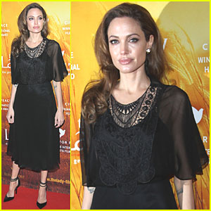 Angelina Jolie: 'Lady' Premiere at Berlin Film Festival!