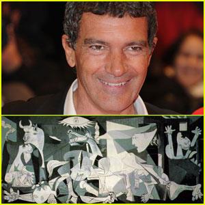 Antonio Banderas To Play Pablo Picasso