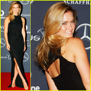 Bar Refaeli: Laureus World Sports Awards!
