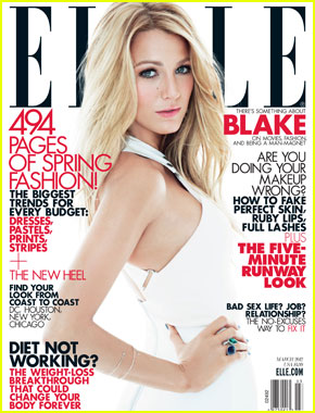 Blake Lively: 'I've  Had 4 Boyfriends In My Whole Life'