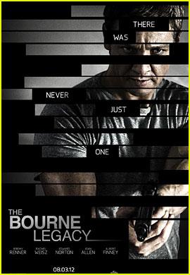 Jeremy Renner: 'Bourne Legacy' Trailer & Poster!