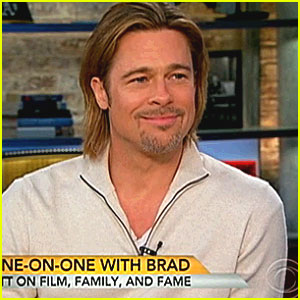 Brad Pitt: Angelina Jolie is Still a Bad Girl!