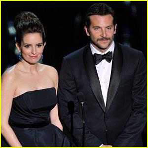 Bradley Cooper - Oscars 2012 Presenter