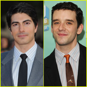 Brandon Routh: Michael Urie's 'Partner'!