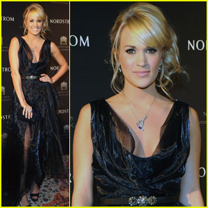 Carrie Underwood: Nordstrom Symphony Fashion Show!