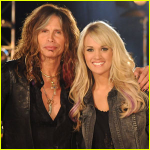Carrie Underwood & Steven Tyler: CMT Crossroads!
