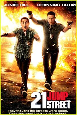 Channing Tatum & Jonah Hill: New '21 Jump Street' Poster!