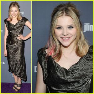 Chloe Moretz: Costume Designers Guild Awards 2012