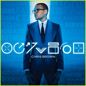 Chris Brown: 'Fortune' Cover Art Revealed!