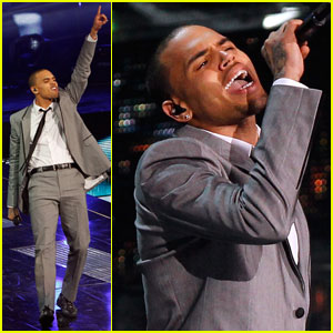 Chris Brown: NBA All-Star Game Half Time Show!