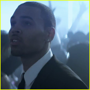 Chris Brown: 'Turn Up The Music' Video Premiere!