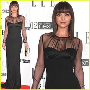 Christina Ricci - Elle Style Awards