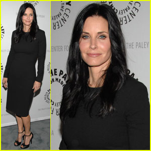 Courteney Cox Talks 'Cougar Town' Proposal
