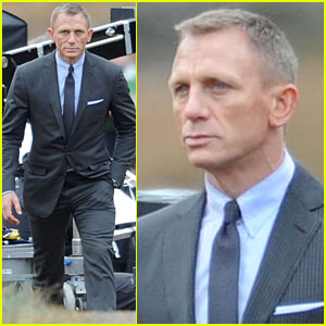 Daniel Craig: 'Skyfall' Set in Scotland!