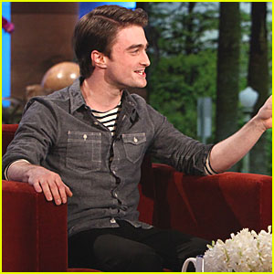 Daniel Radcliffe: 'Very Excited' about the Super Bowl