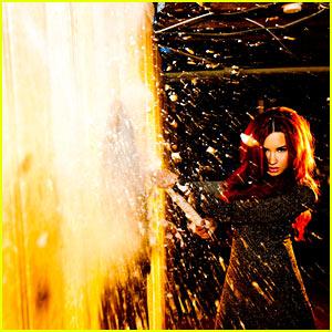 Demi Lovato: Tyler Shields Photo Shoot!