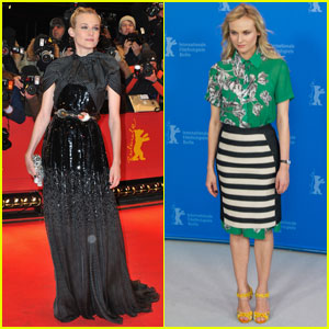 Diane Kruger: 'Farewell, My Queen' at Berlin Film Festival!