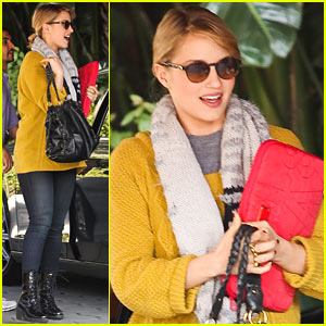 Dianna Agron: My Heart is Incredibly Happy!