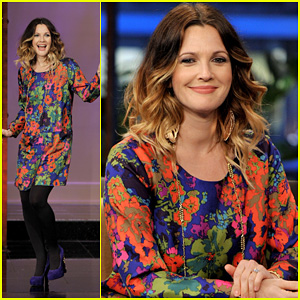 Drew Barrymore: 'Tonight Show With Jay Leno' Appearance!