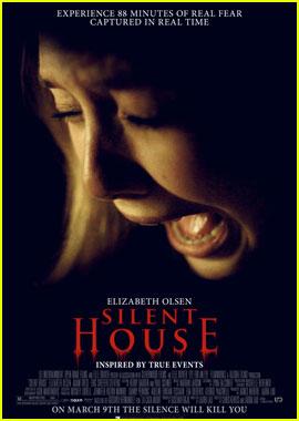 Elizabeth Olsen: 'Silent House' Poster!