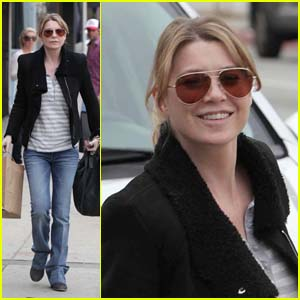 Ellen Pompeo: Green Tea Time!