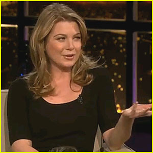 Ellen Pompeo: Kissing Co-Stars is Gross!