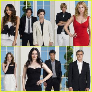 Emily VanCamp: 'Revenge' Cast Promo Pics!