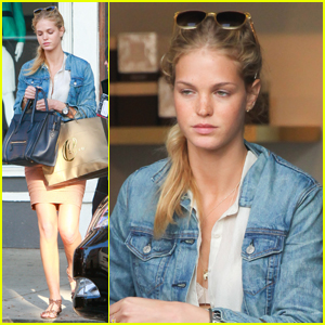 Erin Heatherton: Beverly Hills Shopping!