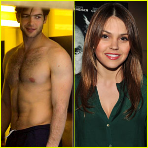 Ethan Peck & Aimee Teegarden: 'The Selection' on The CW!