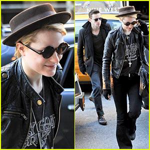 Evan Rachel Wood is Amazing Singer, Says Jessica Chastain