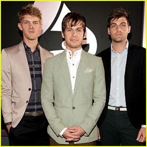 Foster the People - Grammys 2012 Red Carpet